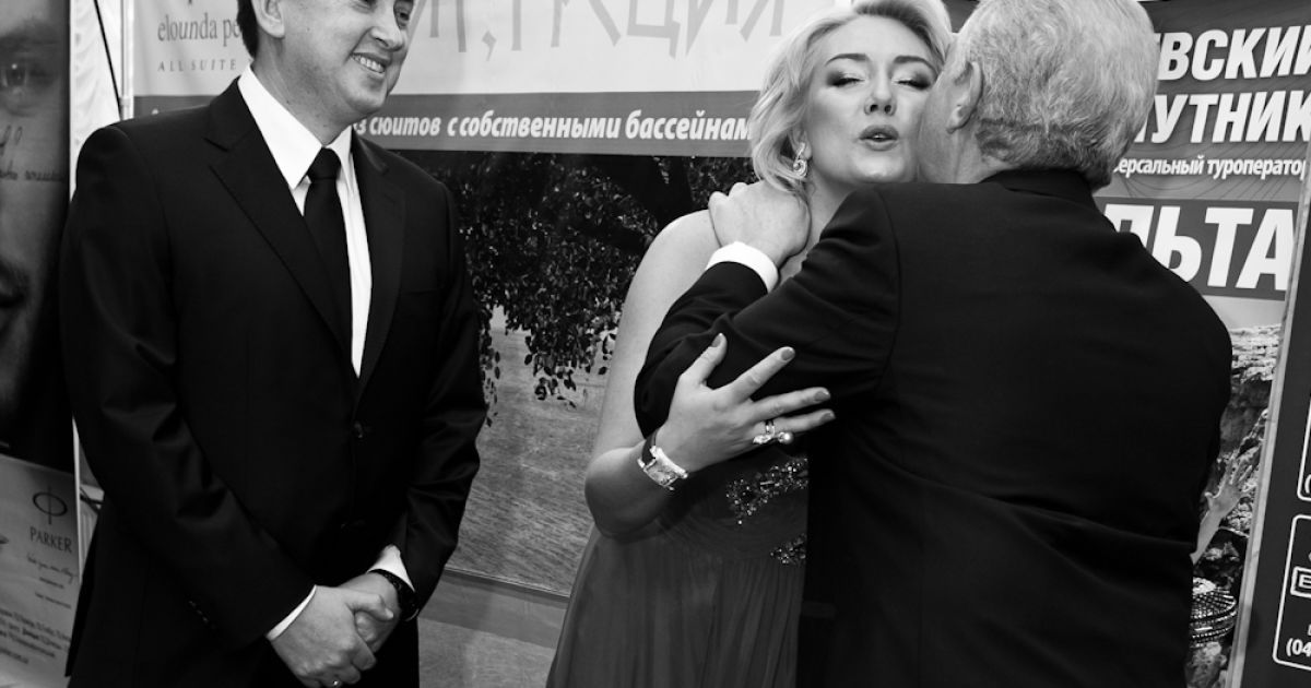 Микола Мельниченко і Наталія Розинська @ Обозреватель