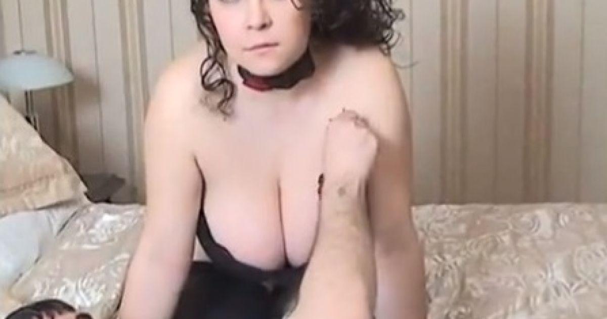 Смотреть пишногрудое сексуальное тело порно