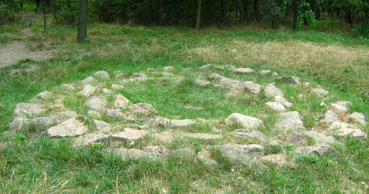 На Хортиці збереглися унікальні святилища ІІ тисячоліття до н.е. @ Facebook/Арсеній Яценюк