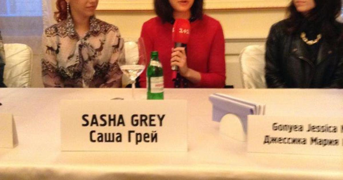 Саша Грей в Одесі @ Наталка Пісня