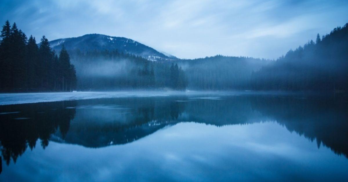 Синевир - сказочно красивое озеро @ io.ua