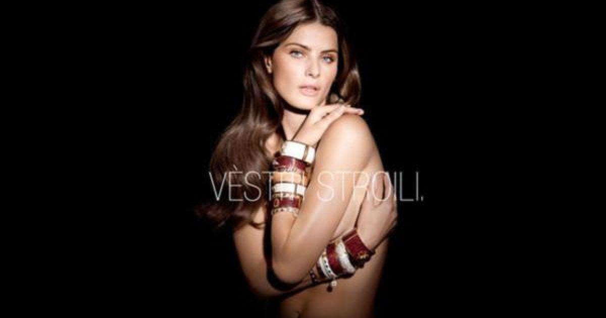 Ангел Victorias Secret Изабели Фонтана новые фото