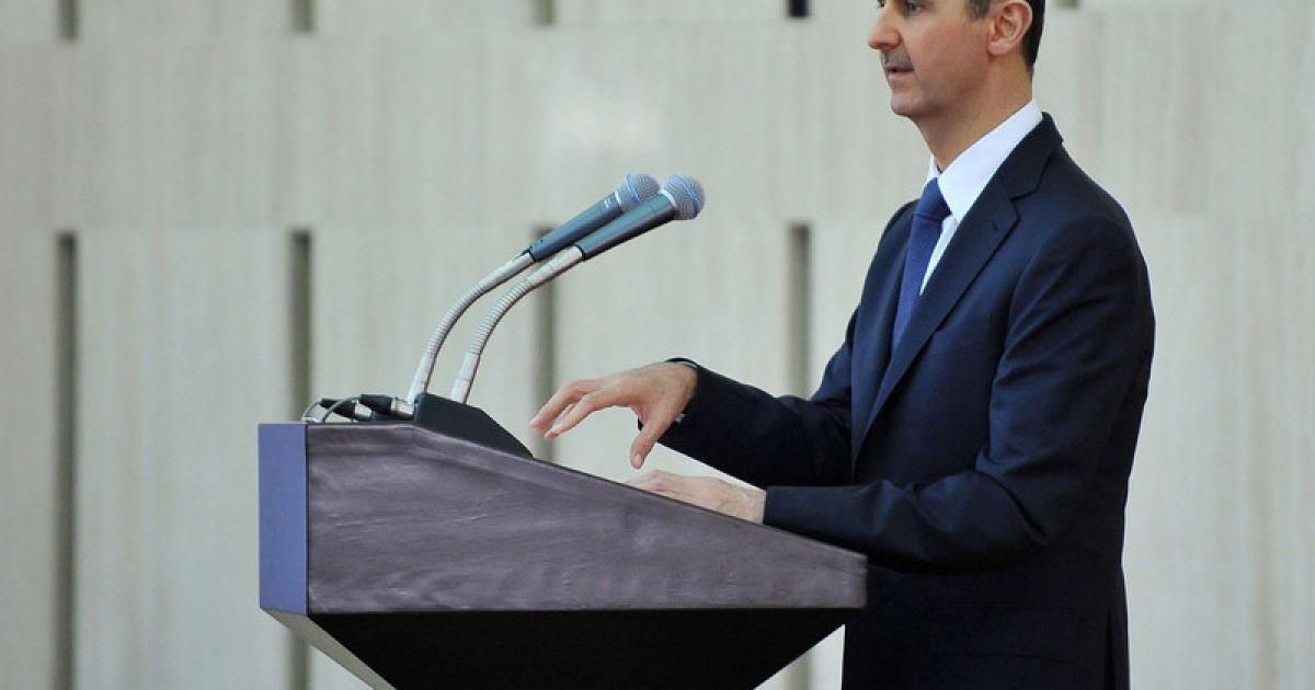Путин заявил, что Асад готов провести внеочередные выборы