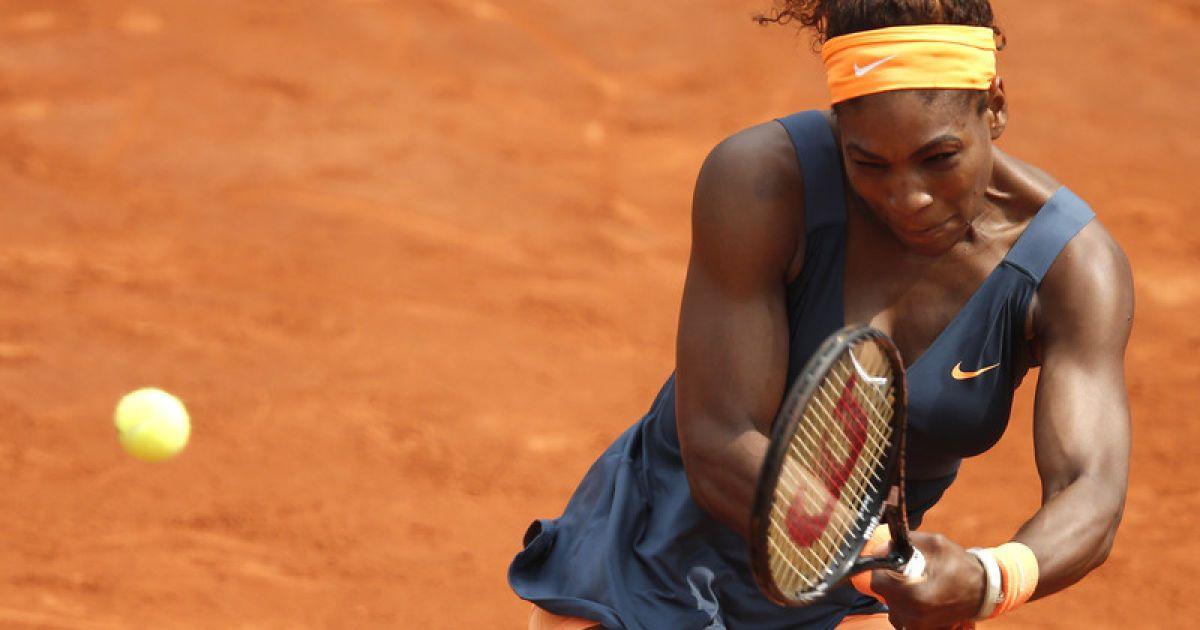 Серена Вільямс - чемпіонка Roland Garros 2013 @ Фото EPA/UPG