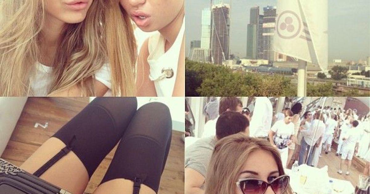 Ирина Лантух стала звездой российского Интернета @ vk.com