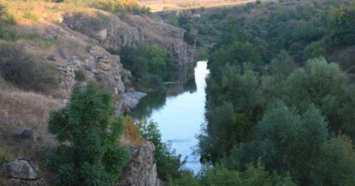 Букський каньйон - одне з найкрасивіших місць Центральної України @ transphoto.ru