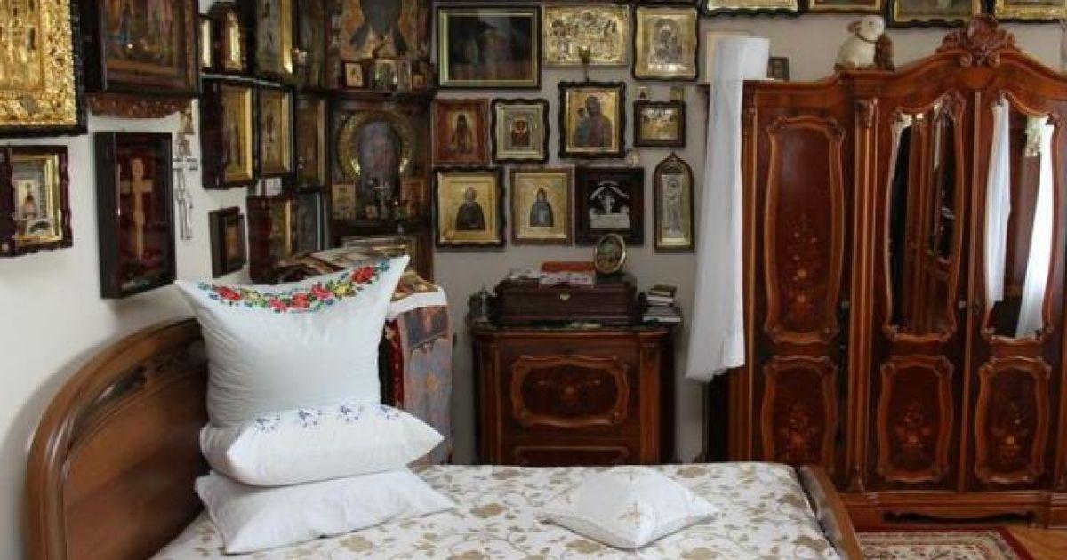 Владыка Павел проживает в старинном доме @ instagram Джонатона Бенкса