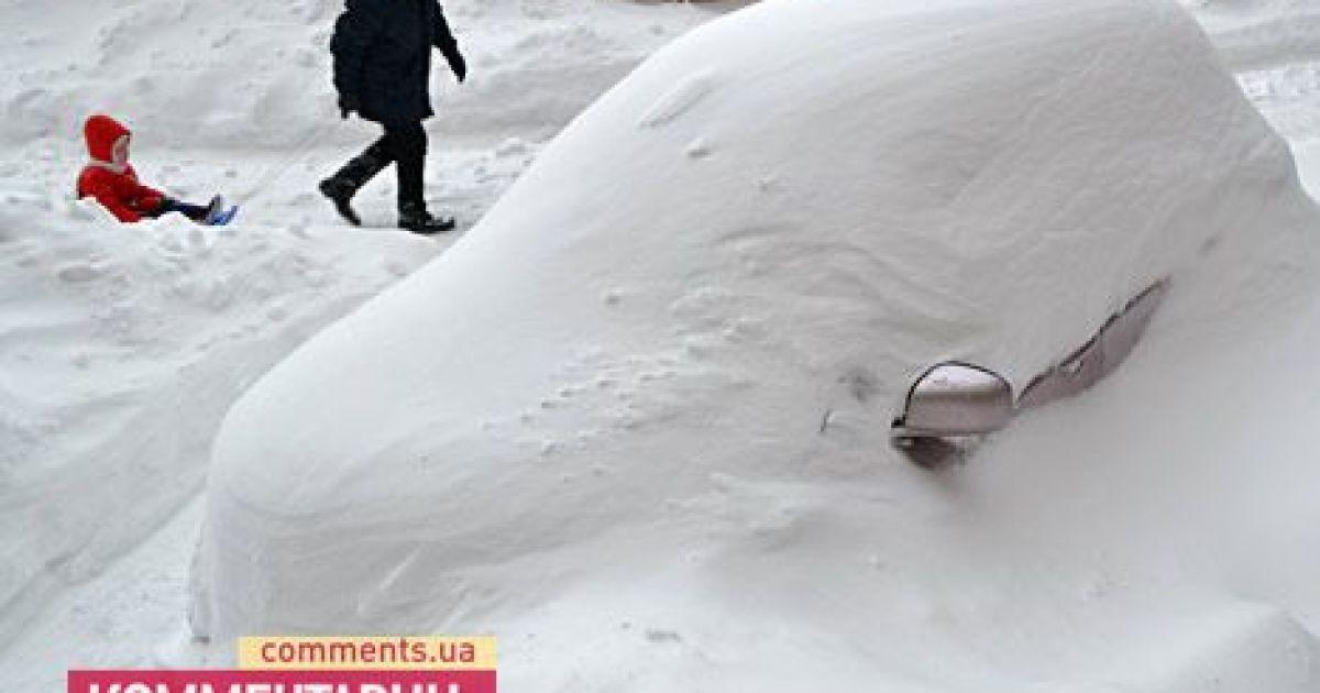 В Києві оголошена надзвичайна ситуація @ Коментарі