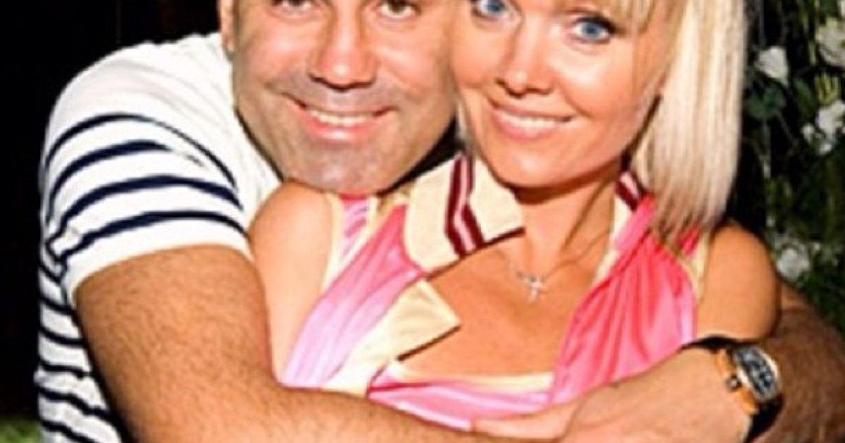 Із своїм чоловіком Йосипом Пригожиним Валерія разом вже 10 років @ Facebook