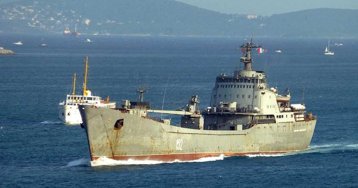 """Три кораблі НАТО ввійшли в Чорне море для участі в навчаннях """"Sea Breeze-2019"""" - Цензор.НЕТ 6269"""