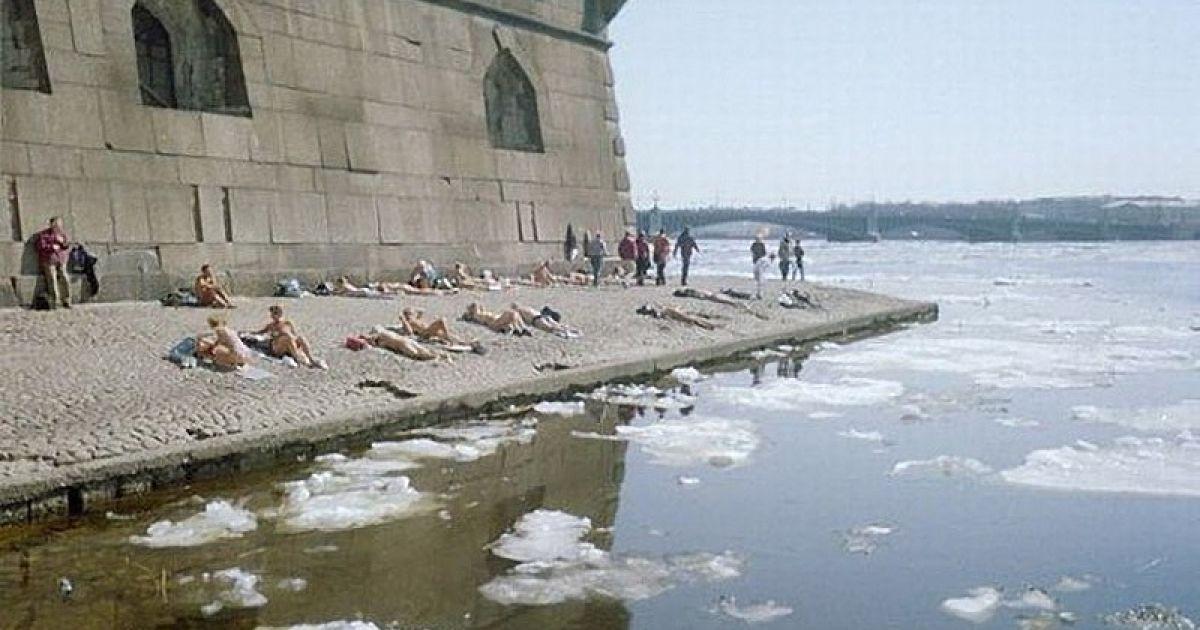 Россияне шокировали американцев своей жизнью @ Коцюбинське.com.ua