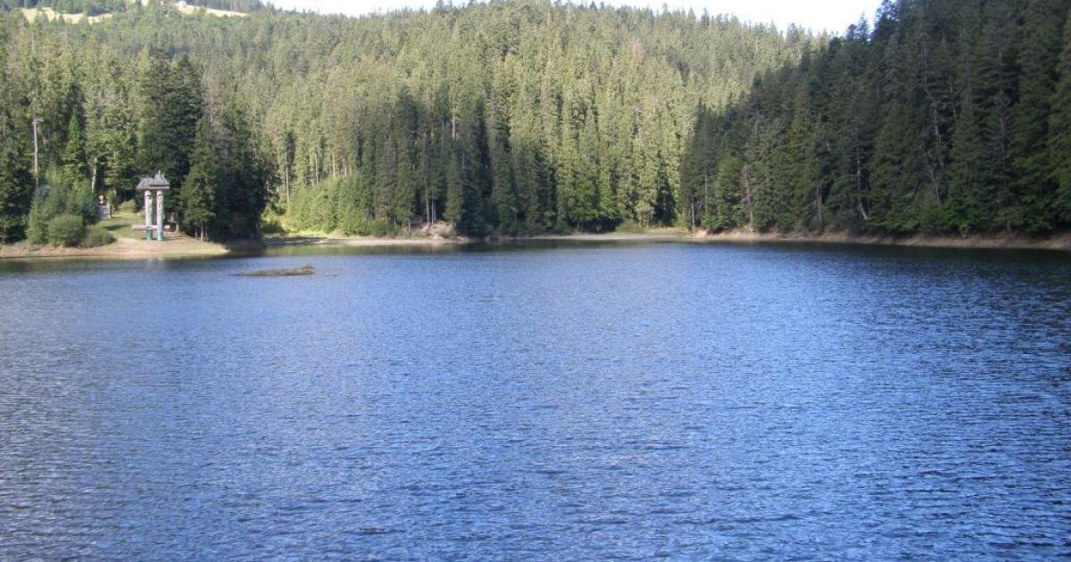 Синевир - сказочно красивое озеро @ mezhgorye.ucoz.ua
