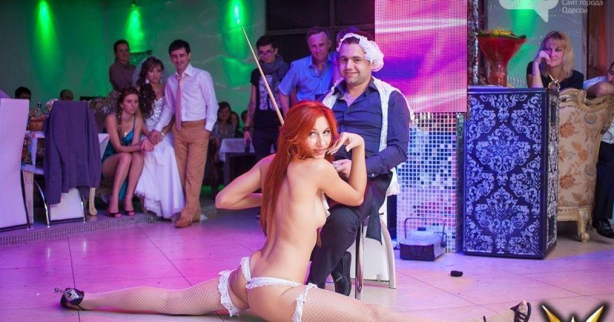 свадьба в стриптиз клубе видео