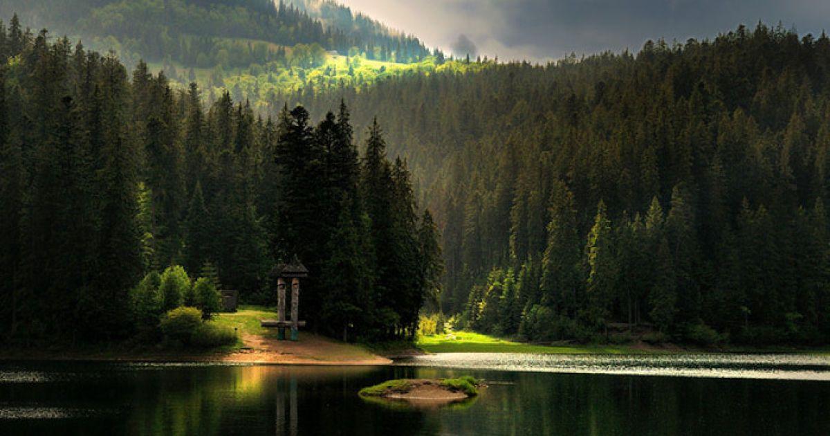 Синевир - сказочно красивое озеро @ vasily-sergeev.livejournal.com