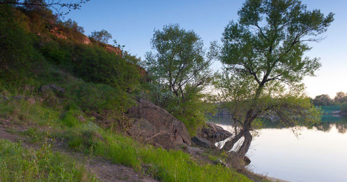 Хортиця вабить красою своєї природи @ Facebook/Арсеній Яценюк