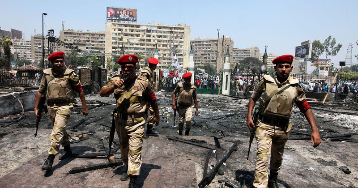 Египетские силовики по ошибке расстреляли туристов