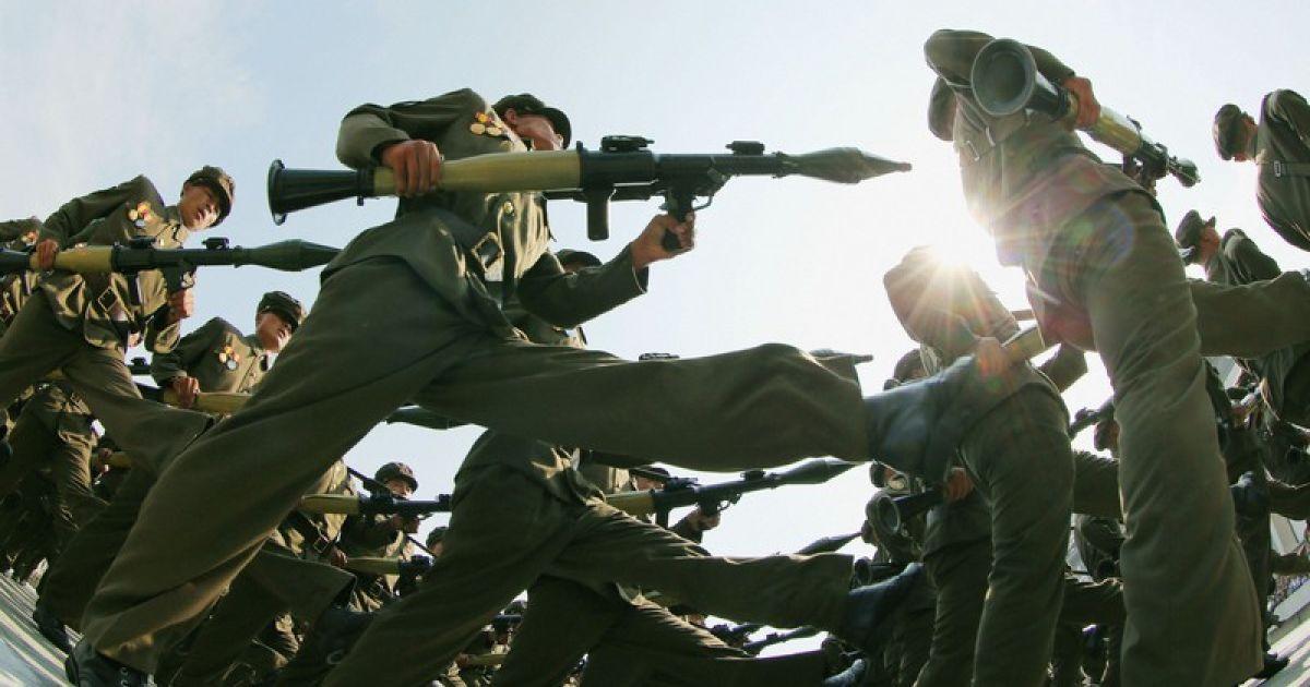 КНДР открыла огонь по южнокорейским военным возле границы