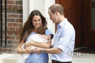 """CNN по ошибке """"похоронил"""" новорожденного сына Кейт Миддлтон"""