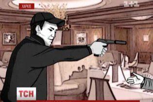 Убивство бізнесмена в Харкові було здійснено з пістолета із глушником