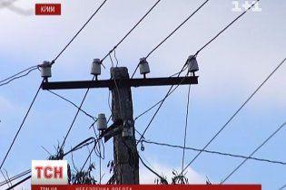 Россия хочет отделить Крым от энергосистемы Украины - министр