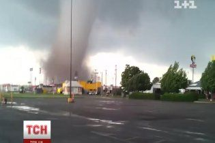 Украинцам посоветовали готовиться к разрушительным торнадо, как в Оклахоме