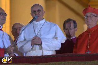 Стала відома причина, чому Папа Франциск пішов у священики