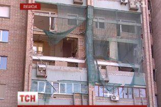В прокуратуре убеждены, что взрыв в многоэтажке в Луганске раздался из-за бытового газа