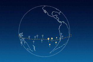 Google тестирует бесплатный 3G интернет с воздушных шаров (видео)