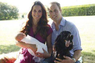 4-місячний син Кейт Міддлтон та принца Вільяма потрапив до антирейтингу знаменитостей