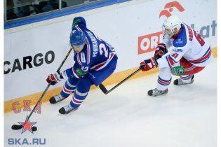Український хокеїст Понікаровський став громадянином Росії