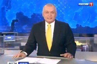 """Російський телеведучий Кисельов розповів, як Україна """"загнеться"""" в ЄС (відео)"""