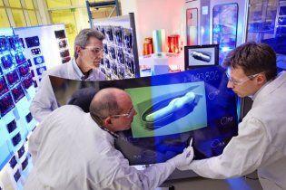 Bayer представив інтерактивну 3D панель приборів для авто