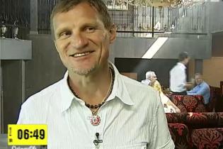 Олег Скрипка на Андріївському узвозі відкрив ресторан молекулярної їжі
