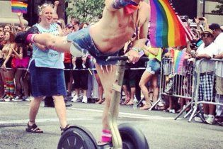 Кличко проти гей-параду