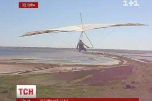 Син відзняв на відео загибель батька-дельтапланериста на Одещині