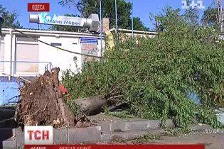 После урагана в Одессе синоптики предупреждают о новых стихийных бедствиях
