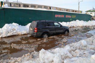 При сильном наводнении киевляне останутся без электроплит, лифтов и телевизоров