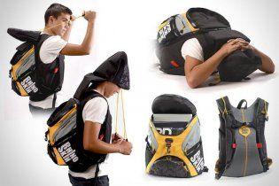 В Израиле продают школьные рюкзаки-бомбоубежища