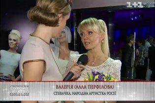 Співачка Валерія пообіцяла заспівати українською на шоу Івана Урганта