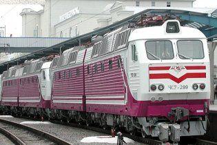 Укрзализныця назначила поезд Киев - Лисичанск