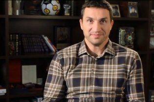 Володимир Кличко зізнався, що вивчив німецьку завдяки колишній дівчині (відео)