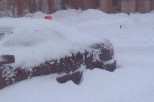 Завтра снегопады в Киеве и Украине еще больше усилятся
