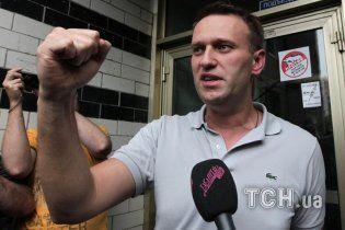 В Росии потратили 3 млрд рублей на ремонт 2 км шоссе до Рублевки - Навальный