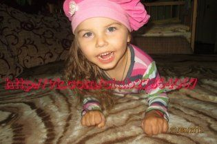 4-річна Маша Болдирєва потребує допомоги!