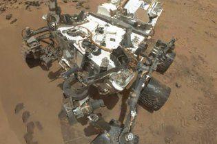 """Марсохід Curiosity запідозрили в доставці """"нелегальних емігрантів"""" на Марс"""