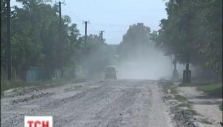 Три місяці жителі селища на Вінниччині травляться гранітним пилом