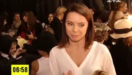 Первый день Ukrainian Fashion Week прогремел в Киеве
