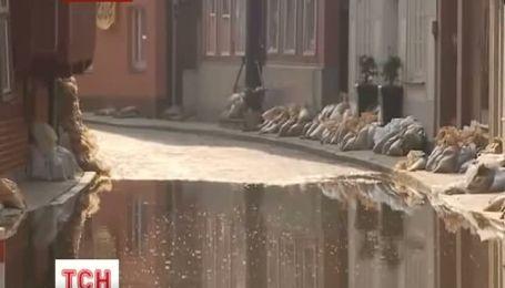 В Германии ждут пика паводков на севере страны