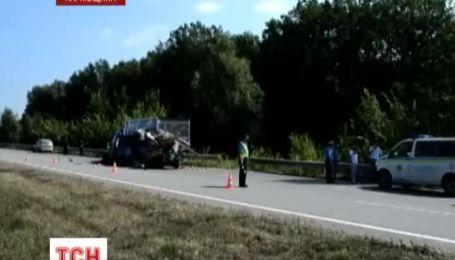 На Харківщині в аварії загинуло 3 людини