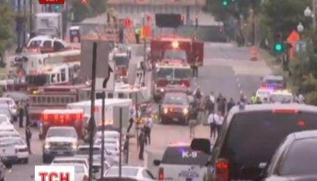 В Вашингтоне неизвестные открыли огонь в здании военно-морских сил